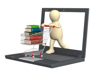 Comprar livros pela Internet